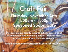 Craft Fair Poster