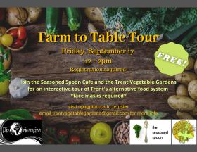 Farm to Table Tour