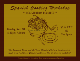 Spanish Cooking Workshop