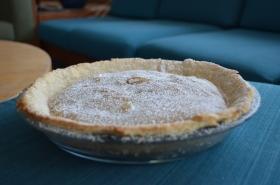 Vegan Lemon Pie
